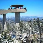 Clingmans Dome, Great Smoky Mountains, NC