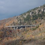 Linville Viaduct on the Blue Ridge Parkway