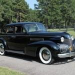 1939 4 door Cadillac