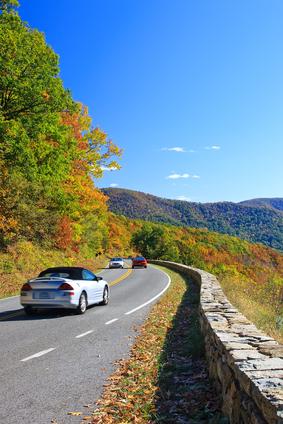 NC Fall Foliage 2014