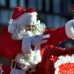 Raleigh Christmas Parade 2014