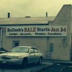 Bulluck Warehouse Sale Building
