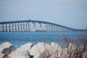 Bonner Bridge at Oregon Inlet