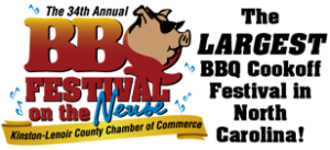 BBQ Festival on the Neuse Kinston May 1-2, 2015