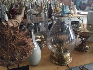 Candle Holders and other items