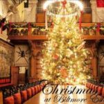 Christmas At Biltmore in Asheville, NC