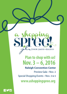 A Shopping Spree 2016