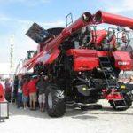 Farm Equipment at Southern Farm Show in Raleigh